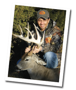 Dean Graziosi and Massive Whitetail